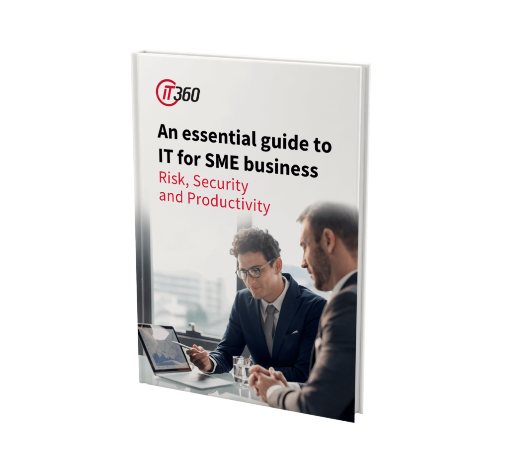 eBook - Essential guide to IT for SMEs